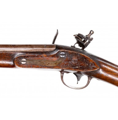 Nathan Starr & Son US Contract Model 1817 Common Rifle in Original Flint