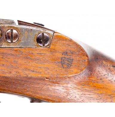 Very Fine US Model 1843 Hall-North Carbine