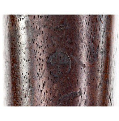 """Incredibly Rare and Newly Discovered Barnett """"Georgia G"""" Marked & Confederate Inventory Numbered Pattern 1853 Enfield Rifle Musket"""