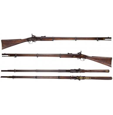 Fine 1863 Dated Pattern 1853 Enfield Rifle Musket