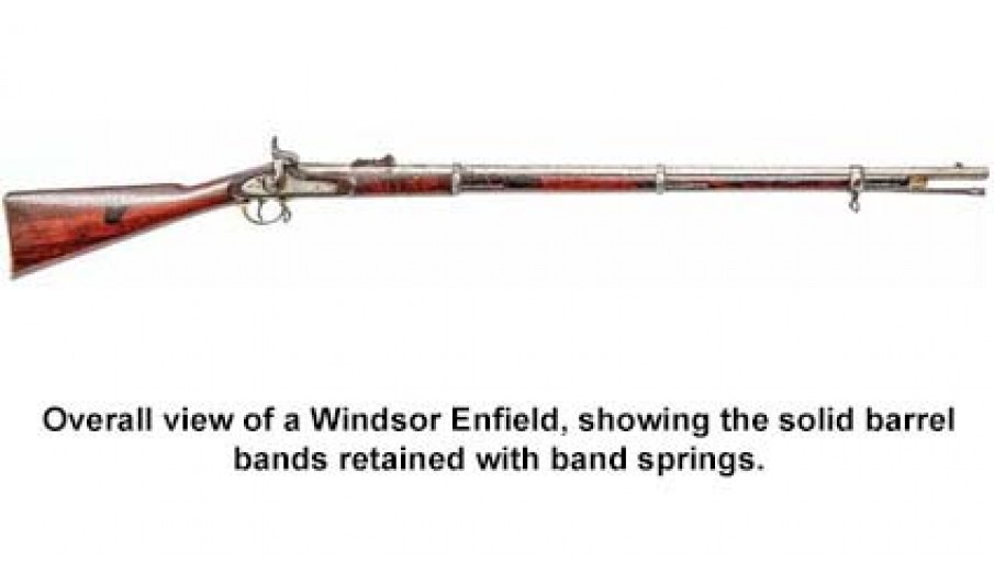"The ""Windsor"" Enfield In 1853"