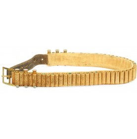 1876 Cartridge Belt - Very Rare Narrow Variant