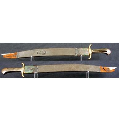 Bown & Tetley TURNER Rifle Bayonet & Scabbard