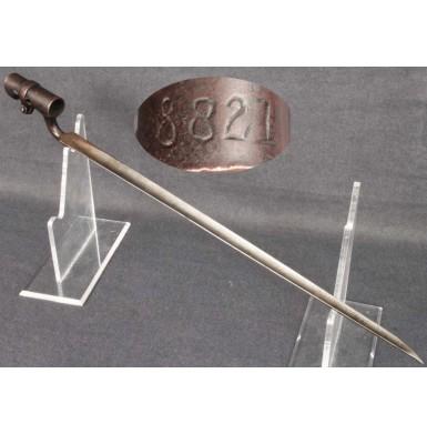 Confederate Numbered Enfield Socket Bayonet