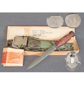US M4 Bayonet by PAL - UNISSUED With scabbard & box