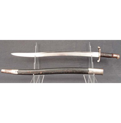 Confederate Imported & Numbered P-1858 Saber Bayonet