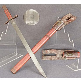 Japanese Last Ditch Type 30 Bayonet by Jinsen