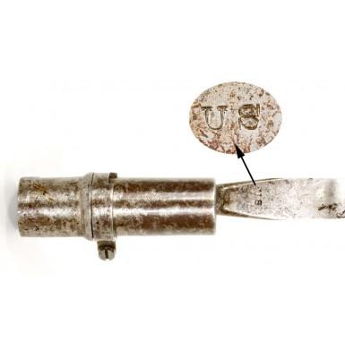 US Model 1867-1869 Cadet Socket Bayonet
