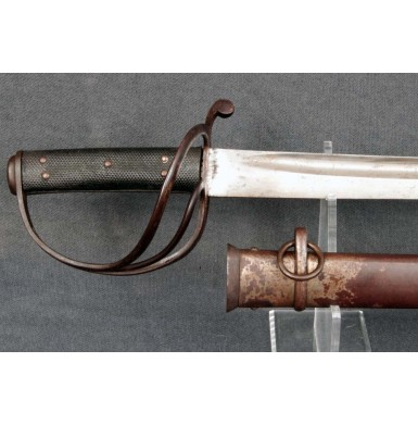 English Pattern 1853 Dragoon Saber