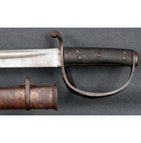 English Pattern 1853 Dragoon Saber