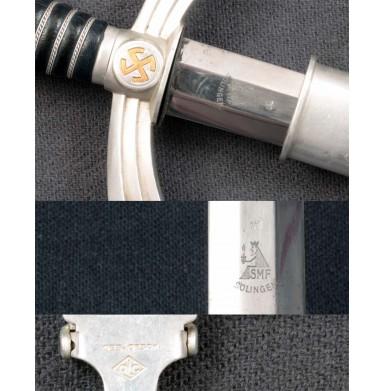 1st Pattern Luftwaffe Dress Dagger
