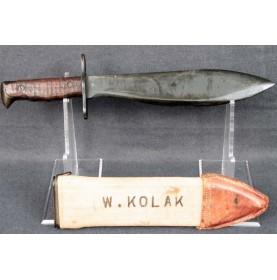 US M-1917 Bolo Knife & Scabbard