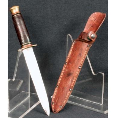 English WWII Combat Knife by Southern & Richardson