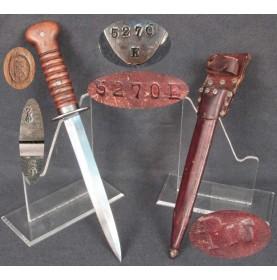 Dutch Stormdolk Commando Knife - Very Scarce