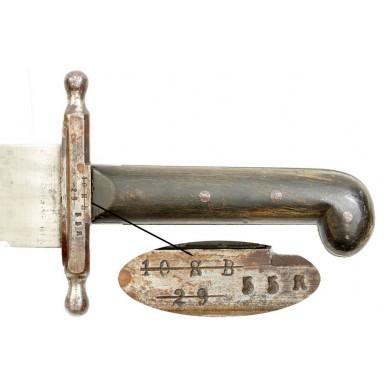 Austrian M-1853 Pioneers' Saber