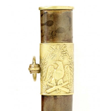 Double Identified Clauberg Cavalry Officers' Saber