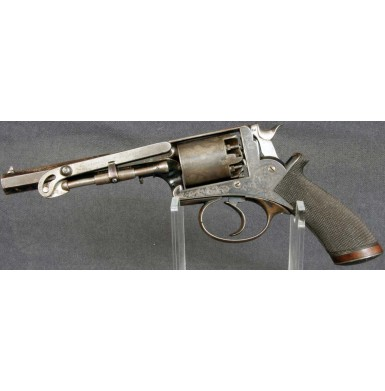 Beaumont-Adams Revolver - ABOUT EXCELLENT