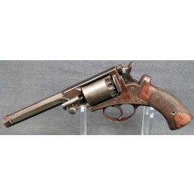 Martially Marked Mass Arms Adams Revolver - Scarce