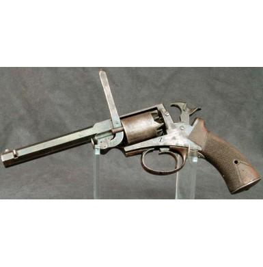 Mass Arms .36 Adams Revolver - VERY FINE