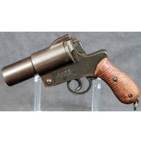 Japanese Type 10 Signal Pistol - Excellent
