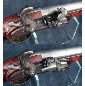 Austrian Kavalleriepistole M-1851 Mit Tragring