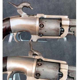 Butterfield Army Revolver