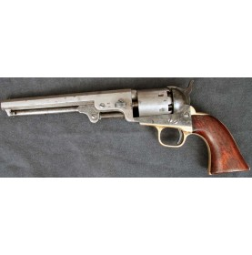British Martial Colt Navy Revolver - SCARCE