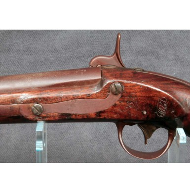 Extremely Scarce Nippes-Maynard altered US M-1836 Pistol