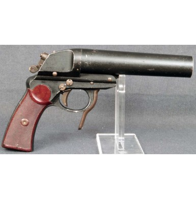 Excellent Luftwaffe Flare Pistol by Krieghoff