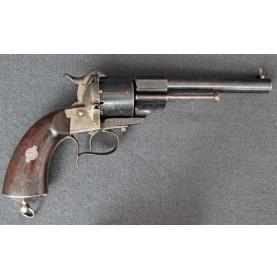 Civil War Range Lefaucheux 12mm Revolver