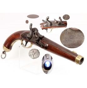 Prussian M-1823 UM Percussion Cavalry Pistol