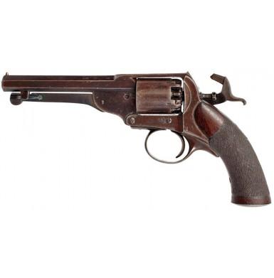 Kerr's Patent Revolver - Rare 80 Bore