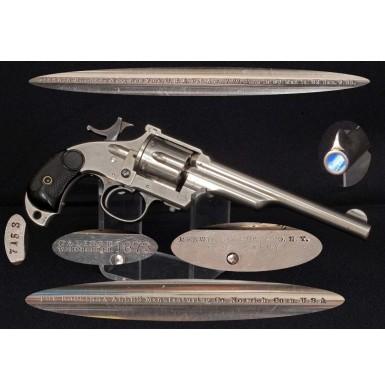 Outstanding Merwin, Hulbert & Company Pocket Army Revolver