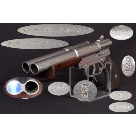 Ostsee Marked Walther SLD Kriegsmarine Flare Pistol