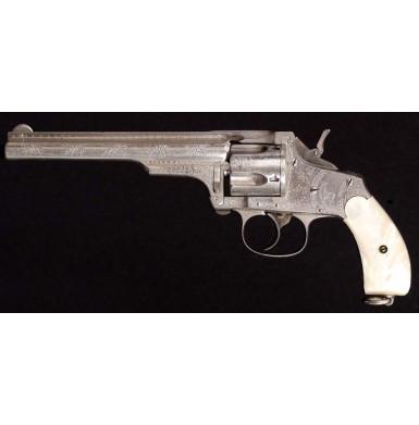 Factory Engraved Merwin & Hulbert DA .38 Revolver - Simply Wonderful