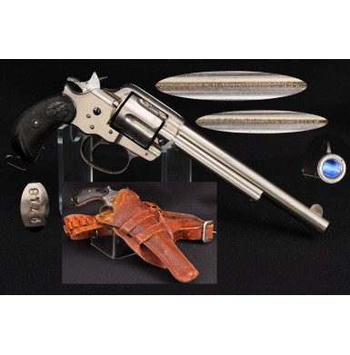 Colt M-1878 DA Frontier with Rig - Excellent