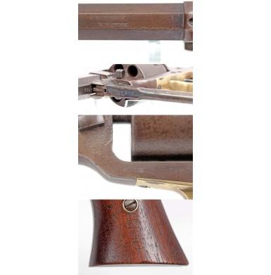 Navy Inspected Whitney Navy Revolver