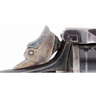 Merwin, Hulbert & Co DA Automatic Revolver - Blued
