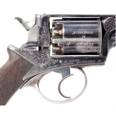 Beaumont-Adams 38-Bore Dragoon Revolver