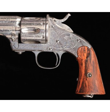 Factory Engraved Merwin, Hulbert & Company Frontier Army - Outstanding