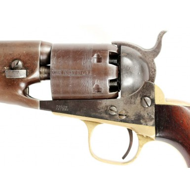 Colt Martially Marked New Model M-1861 Navy - Scarce