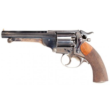 Cased Kerr Revolver - Excellent