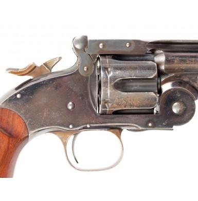 2nd Model Schofield Revolver - Excellent