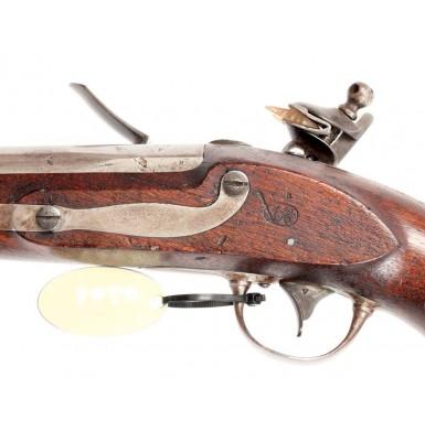 Fine Johnson Contract US M-1836 Pistol