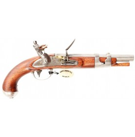 Fine US M-1816 Flintlock Pistol by Simeon North