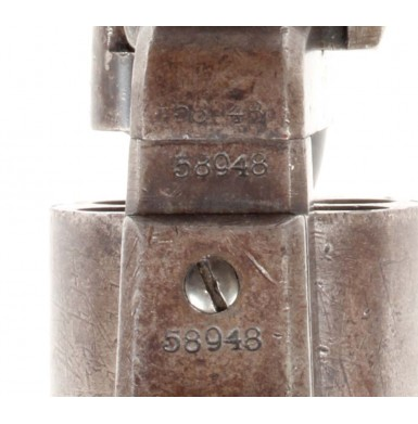 Colt M-1851 Navy-Navy Richards-Mason Conversion