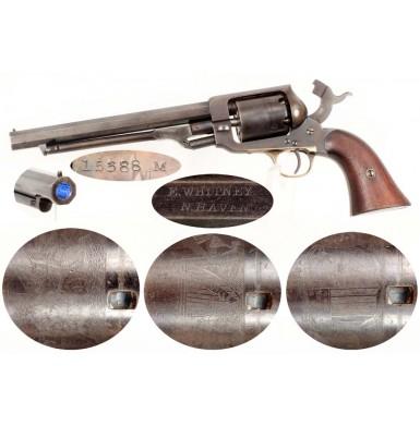 Fantastic Whitney Navy Revolver