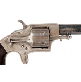 Plant's Manufacturing Army Revolver - Rare Iron Frame
