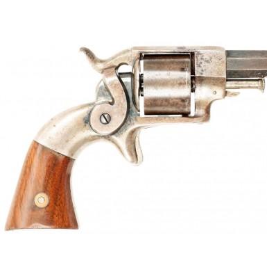 Allen & Wheelock Sidehammer .32RF Revolver