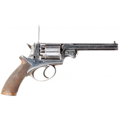 Adams Patent Revolver - Rigby Retailer Marked